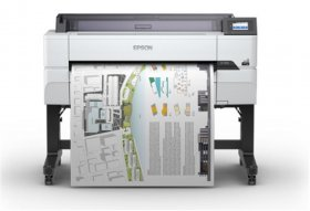 "EPSON SURE COLOR T5470, 36"" DE ANCHO, RED, WI-FI DIRECT"